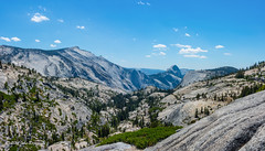 Half Dome from Olmsted Point (Images by John 'K') Tags: california panorama nationalpark nikon nps yosemite halfdome yosemitenationalpark nationalparkservice stitched 28300mm johnk olmstedpoint d610 johnkrzesinski randomok nikond610