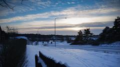 Snowy Uppsala (lublud) Tags: winter snow sweden uppsala