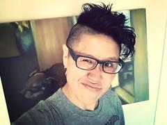 New specs #foureyes (ewee) Tags: glasses foureyes newspecs flickrandroidapp:filter=none