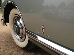 1955 Pininfarina Mercedes Benz 300B Coupe Twin Rear Wipers (mangopulp2008) Tags: uk 1955 court mercedes benz rear twin september hampton wipers coupe concourse elegance pininfarina 2014 300b