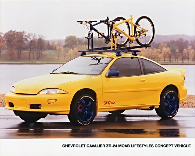 chevrolet photo 1996 vehicle moab 1997 cavalier concept sema press lifestyles zr24