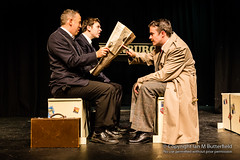 POTD 11 September 2014: The 39 Steps (Ian M Butterfield) Tags: uk greatbritain england building english manchester europe theater nw european cheshire northwest theatre unitedkingdom britain stage performance eu stages entertainment stockport acting gb british theaters venue act theatres acts garricktheatre greatermanchester northwestengland nwengland stockportgarrick theatregroups stockportgarricktheatre
