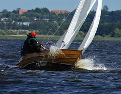 DSC05565 (Jaedde & Sis) Tags: sailing action splash vm 2014 hjarbæk challengeyouwinner sjægte herowinner