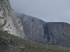 Climbing Pyramid Peak