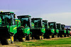 Harvest Ready (Jon David Nelson) Tags: oregon centraloregon country farming harvest tractors johndeere ranching harvesting christmasvalley