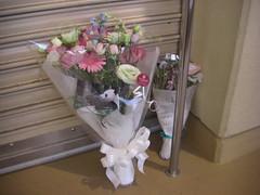the 4th anniversary of Kou Kou's death 2014.09.09 (TaoTaoPanda) Tags: panda  koukou ojizoo