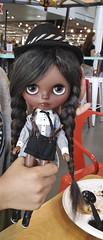 Nollie - my new Chantilly Lace custom