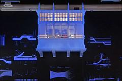 Elments d'architecture (Biennale d'architecture 2014, Venise) (dalbera) Tags: venice venise venezia italie giardini moucharabieh dalbera architecturearabe pavilloncentral biennaledarchitecture