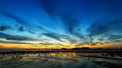 Afterglow|Hong Kong (TommyYeung) Tags: blue sunset sky cloud hongkong afterglow greatphotographers 下白泥 pwpartlycloudy
