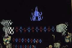 Chequered Pig (CoasterMadMatt) Tags: uk greatbritain light summer england west english up night dark season photography lights coast pig town seaside nikon northwest time photos unitedkingdom britain events united great north illuminations kingdom illuminated lancashire september event photographs gb british lit blackpool lancs 2014 litup inthedark nikond3200 chequered nighttimephotography blackpoolilluminations chequed d3200 coastermadmatt september2014 coastermadmattphotography chequeredpig summerseaon