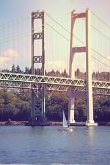 Fishing at the Tacoma Narrows (saramaylay) Tags: washington fishing nikon state tacoma tacomanarrows nikond3200 d3200 nikonnation
