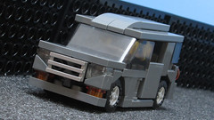 08 EX wagon (*s-3*) Tags: car k lego headlights