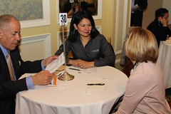 Macy's Business Match Making at the USHCC 2014 Convention