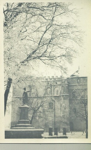 Rynek Wielki - pomnik Tadeusza Kościuszko i Ratusz Miejski