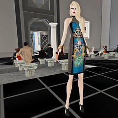 The 24 LivGlam Fashion Show (Siren Productions) Tags: secondlife scala sirenproductions livglam the24 the24squared