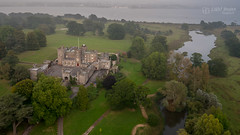 Powderham Castle, Exeter, England with GM1