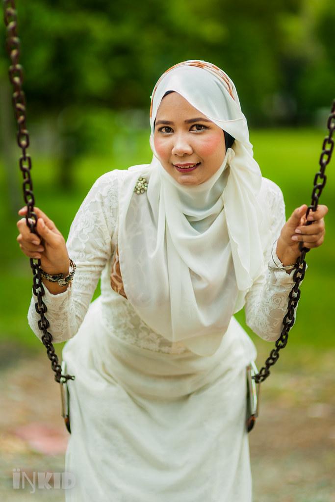 Indonesian jilbaber hijab tudung kena doggy - 5 2