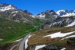 Montagne vers le Galibier 73 Savoie Alpes France