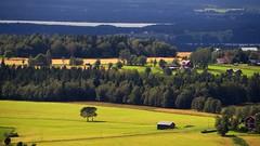 Östersund/ Frösön, Jämtland, Sweden