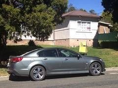 VF SV6 (highplains68) Tags: car australia nsw newsouthwales aus