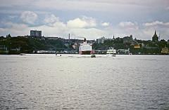 Viking Sally (Franz Airiman) Tags: cruise ferry finland turku sweden stockholm 1987 slidefilm kodachrome viking digitized mariehamn bo vikingline minolta7000 kryssning kodachrome200 finlandsfrja july311987 19870731 vikingsally