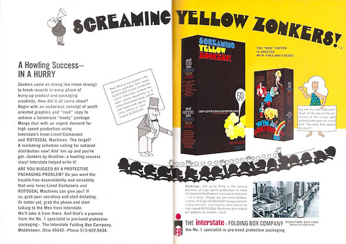 1970 Screaming Yellow Zonkers!