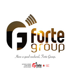 Have a good weekend, Forte Group (Forte Group) Tags: forte group sardegna chia vodafone roma cagliari catanzaro