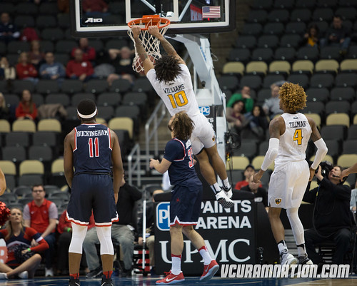 VCU vs. Richmond (A-10 Semifinals)