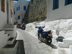 streets (Bichoes) Tags: nisyros dodekanse aegean mandraki spiliani monastery knights castle greece