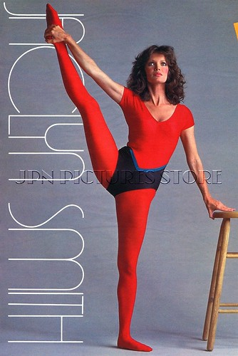 eefad7fb6 Jaclyn Smith leotard tights - a photo on Flickriver