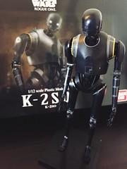Japan Limited Plamo K-2SO (kadou) Tags: bandai plamo k2so rogueone starwars