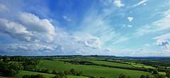Burton Dassett. (-Metal-M1KE-) Tags: sky clouds canon landscape canondslr burtondassett landscapephotography burtondassetthills canon70d
