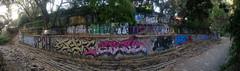 kema spch mani erps (always_exploring) Tags: abandoned creek graffiti mani explore hidden bayarea spraypaint graff southbay rare gem wander alh erps alhs amanaki