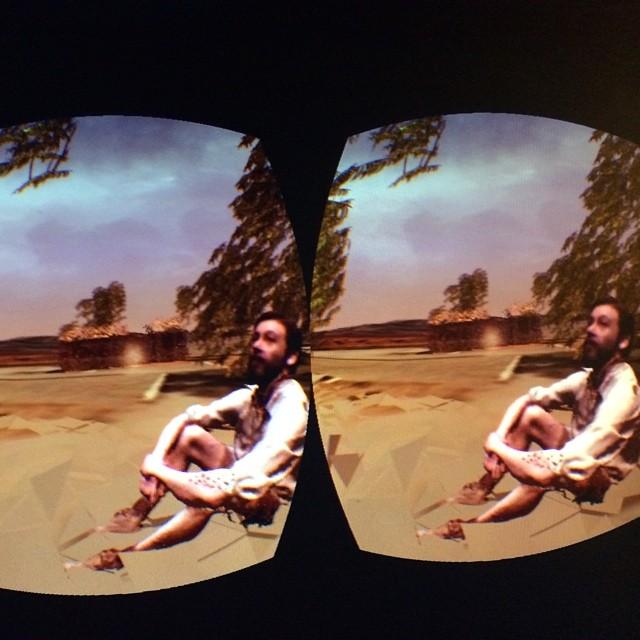 Oscar's Oculus Rift