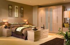 Bedroom Zoom Duleek Design in High Gloss Cappuccino (spacitylife) Tags: design high bedroom zoom gloss cappuccino duleek