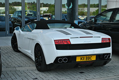 Lamborghini Gallardo LP560-4 Spyder (CA Photography2012) Tags: car 4 convertible spyder exotic lp lamborghini supercar spotting v10 gallardo sportscar v12 lambo 560 hypercar lp560 lp5604 aventador lp7004 k11bbc