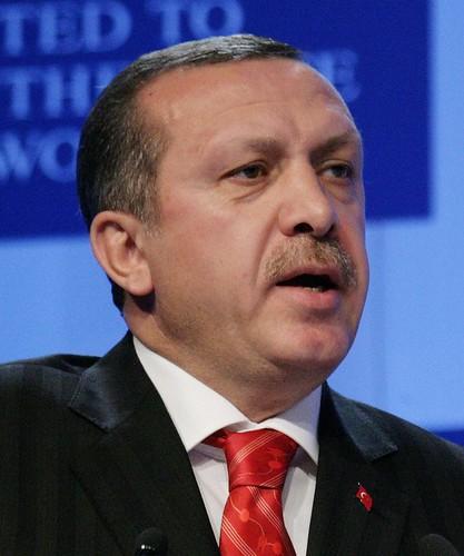 From flickr.com: Recep Tayyip Erdogan {MID-292700}