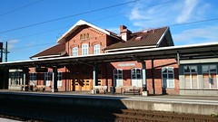 Trollhttan, Sweden trainstation. (petrusko.rm) Tags: