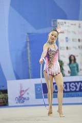 (General Artist (Takayuki Murakami)) Tags: italy italia fig gymnastics pesaro rhythmic ginnastica ritmica 2013