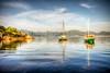 Marmaris (Nejdet Duzen) Tags: trip travel sea holiday reflection turkey yacht türkiye deniz yat marmaris tatil yansıma turkei seyahat muğla