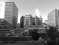 'London Wall Vista' (EZTD) Tags: foto photos demolition photographs fotos 1960s jul moorgate demolished londonwall 2014 redevelopment moorfields fotograaf stalphage highwalks lwp stalphagehouse stalphagetower eztd photograaf july2014 londonwallplace cityhighwalk