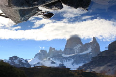 Montaa que fuma (Luca Sarra) Tags: patagonia santacruz mountain reflection argentina landscape capri fitzroy paisaje lagoon cerro laguna glaciar chalten elchalten cerrotorre lagunacapri lagunatorre cerrofitzroy glaciartorre