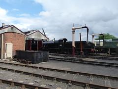 Great Western Society, Didcot Railway Centre (alunwylde) Tags: engine railway steam locomotive gwr didcotrailwaycentre dicot greatwestern greatwesternsociety