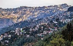 Darjeeling (Sougata2013) Tags: city house mountain tourism nikon cityscape hill bengal hilltop bangla westbengal