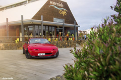 1C7A6992 as Smart Object-1 (Divine-Media) Tags: red low mazda miata jdm mx5 stance steelies