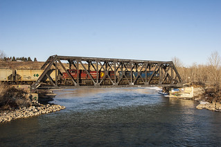 EB Potash, Bow River