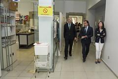 Conde destaca a compaa coruesa Health in Code como exemplo de emprendemento innovador e potenciacin do talento galego I (Amtega) Tags: code health innovador emprendemento