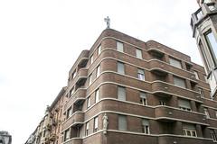 watchtower (Zioluc) Tags: statue architecture torino turin luciobeltrami