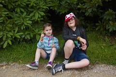 Family Day at Stourhead, Wiltshire - July 2014 (tonyd1947) Tags: web val will stourhead miranda wiltshire kirsty wyn stourheadwiltshire