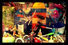 Les jouets (BrigitteChanson) Tags: brittany couleurs vivid bretagne breizh morbihan vannes jouets jeux